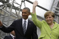 Germany Obama