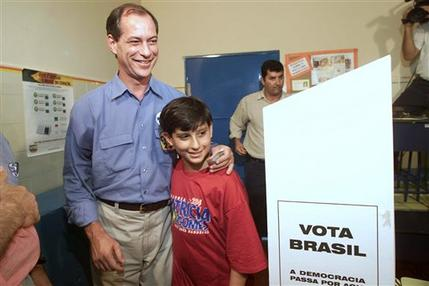 BRASIL CANDIDATOS INTACHABLES